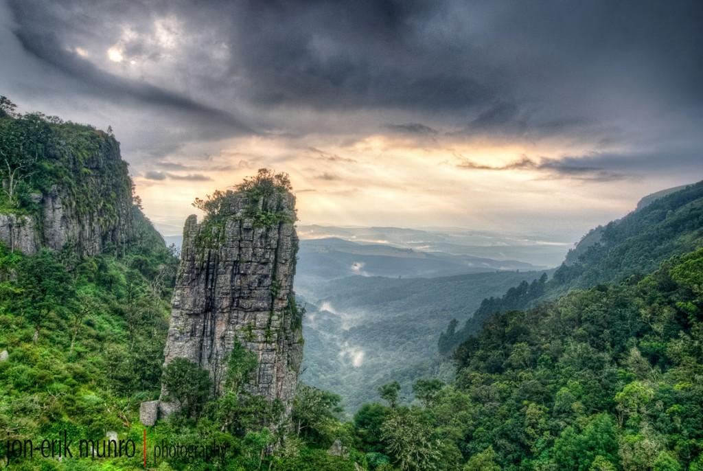 Pinnacle Rock, The Panorama Route