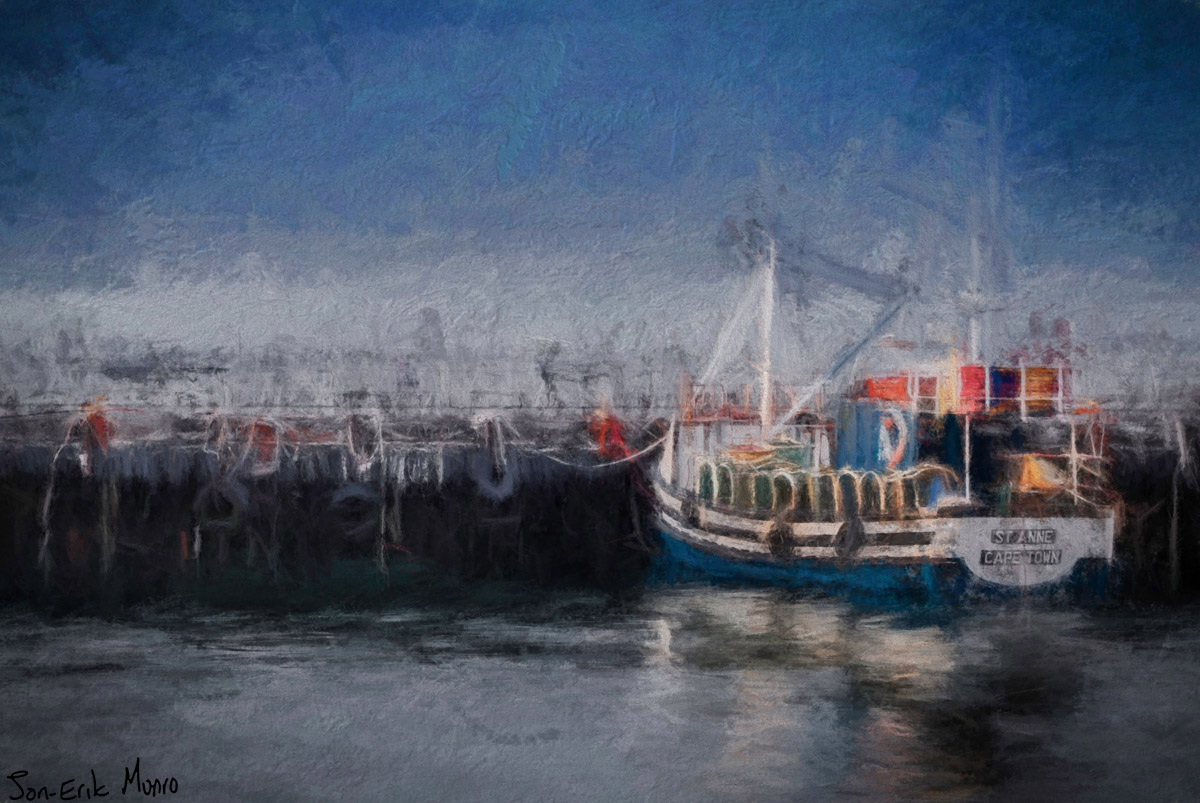 Painting with Topaz Impression