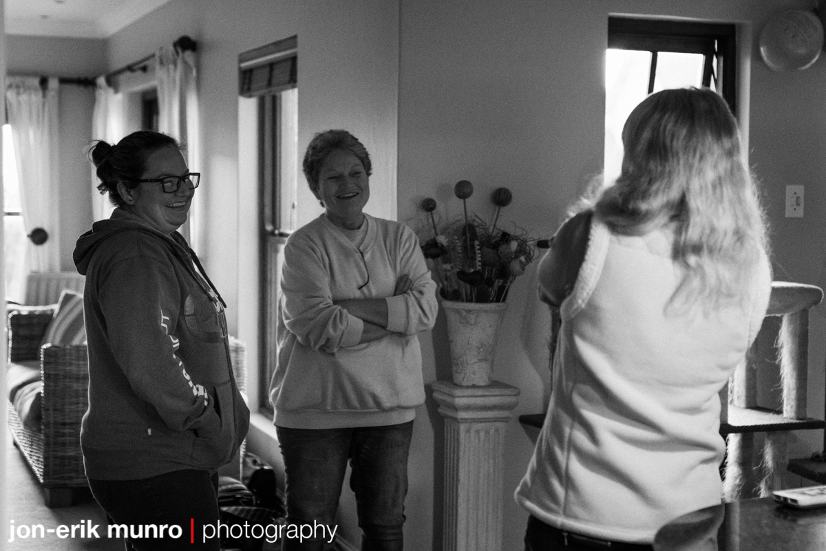 Documentary photography: my family