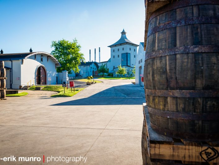 James Sedgwick Distillery tour