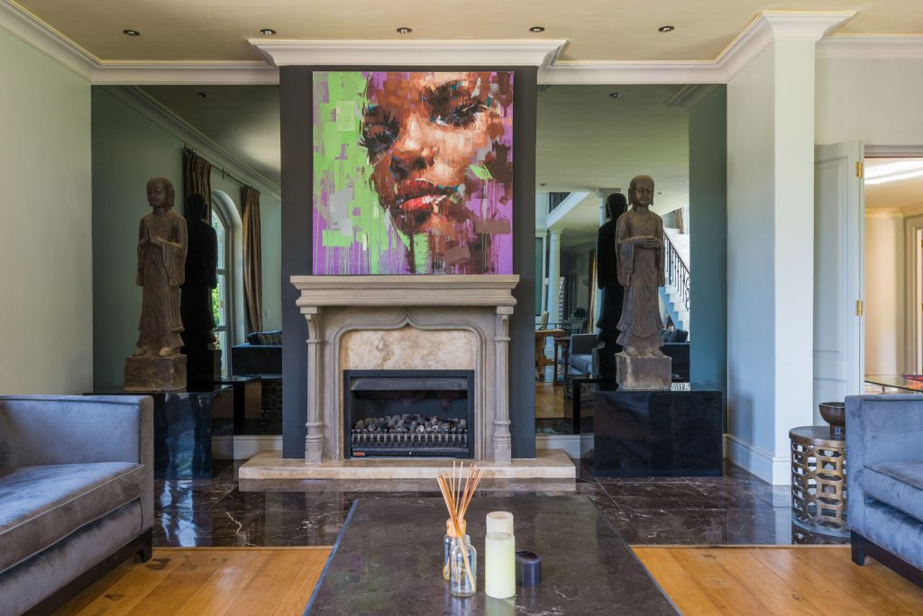 Rathfelder Avenue interiors